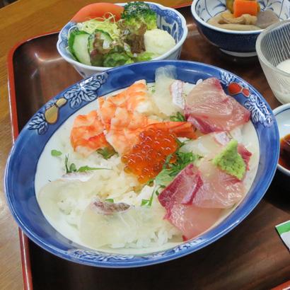 白壁海鮮丼イメージ